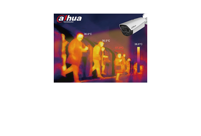 Dahua Thermal Temperature Monitoring Solution