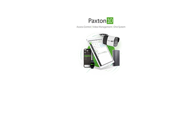 Introducing Paxton10 - Access Control | Video Management | One System