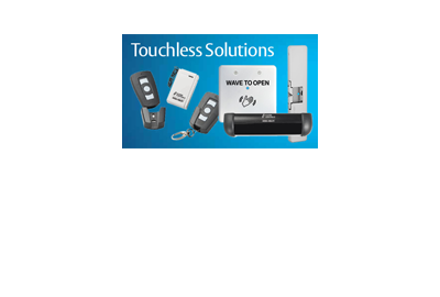 Touchless Solutions for Access Control