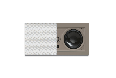 5 1/4 inch In-wall LCR Speaker