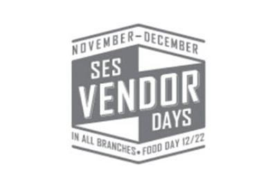 Enjoy Trainings, Product Demo and Special Savings at SES Vendor Days