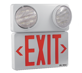 Emergency exit lighting from Mircom, now available at SES